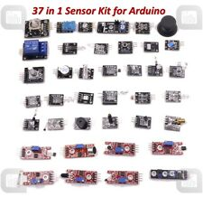 ★ 37 in 1 Sensor Kit for Arduino High-Quality ★