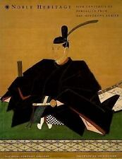 Noble Heritage: Five Centuries of Portraits from the Hosokawa Family-ExLibrary