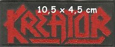 Kreator- patch - FREE SHIPPING