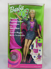 Barbie Doll Barbie Puppe Chair Flair Ever Flex Waist Flip and Switch Chair