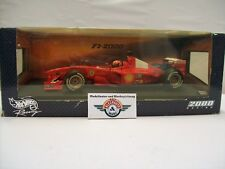 "Ferrari F1-2000 #3 ""Schumacher"" Bahrain GP 2000, Hot Wheels 1:18, OVP"