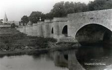 Wansford Bridge Nr Stamford unused RP old postcard Good cond