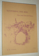 Rewinding the Reel – H.R. Coursen (Signed by Author, 1989)