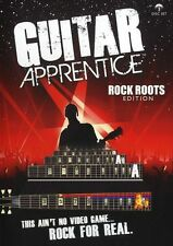 Guitar Apprentice Rock Roots Learn to Play Pop Songs Guitar Lesson Beginner DVD