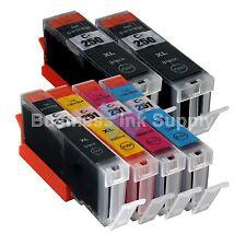 6+ PK PGI-250 CLI-251 Ink Tank for Canon Printer Pixma MX722 MX922 MG5420 2PGI