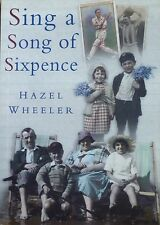 Sing a Song of Sixpence Hazel Wheeler Huddersfield Yorkshire Childhood Memories