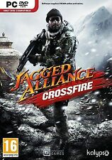 PC Computer DVD Spiel Jagged Alliance: Crossfire (Standalone Add-On)  Neu