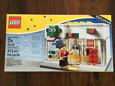 LEGO GRAND OPENING 40145 LEGO Store Exclusive NEU New Sealed Very Rare Fast Ship