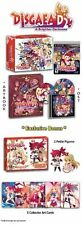 Disgaea D2: A Brighter Darkness Limited Collector's Edition PS3 New Sealed