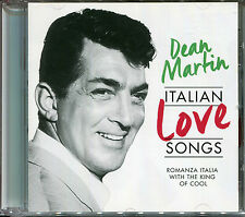 DEAN MARTIN ITALIAN LOVE SONGS CD - ROMANZA ITALIA WITH THE KING OF COOL