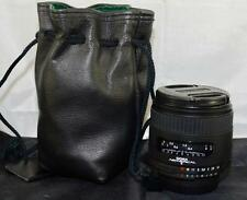Sigma 28mm f/1.8 Digital SLR Camera High Speed Wide Angle Lens for Nikon