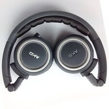 New Genuine AKG K450 K 450 Over Head High Performance Foldable Headphone Black