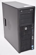 HP Z220 Desktop Computer Intel Quad Core i5-3570 3.40GHz 4096MB 250GB HDD
