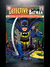 COMICS: DC: Detective Comics #362 (1967) - RARE (figure/batman/flash/justice)