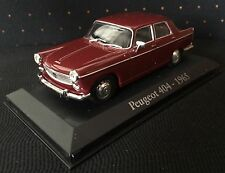 VOITURE MINIATURE DE COLLECTION 1/43 PEUGEOT 404 de 1965 - NOREV