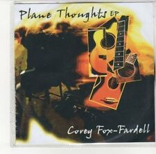 (DL337) Plane Thoughts EP, Corey Fox-Fardell - DJ CD