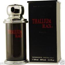 MEN THALLIUM BLACK 3.3 / 3.4 oz * YVES DE SISTELLE * Cologne for *  New In Box