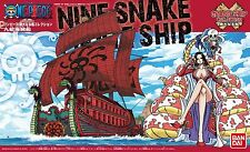 One Piece Grand Ship Collection #06 Nine Snake Kuja Pirate Ship Model Kit