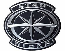 Yamaha Star Rider Road Star Roadliner Royal  Warrior Raider Dragstar patch