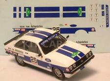 DECAL CALCA 1/43 FORD ESCORT RS AUTOPRACTICO C. CASANOVAS MONTSENY - GUIL... '79