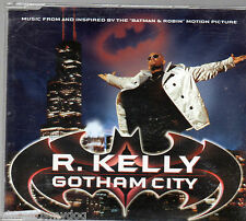 R KELLY - GOTHAM CITY (4 track CD single)