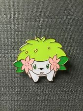 Pokemon Mythical Collection Shaymin Promo Collector PIN NEW