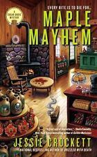 Maple Mayhem A Sugar Grove Mystery