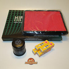 Honda Engine Service Kit for CBR600F 1987 to 1990 - Oil Air Filter Plugs. KIT064