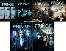 Fringe Seasons 1 2 3 4 5 DVD 1-5 Individual Season Box Sets Complete Series New