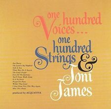One Hundred Voices/One Hundred Strings & Joni James[Bonus Tracks]NEW UNPLAYED CD