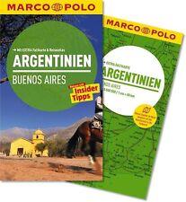 MARCO POLO Reiseführer Argentinien Buenos Aires UNGELESEN statt 11.99 nur ....