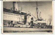 Orig.Foto Schiff Zerstörer Kriegsmarine Dampfer in Kiel WW2