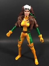 "CUSTOM MARVEL LEGENDS  ROGUE 6"" FIGURE X-MEN"