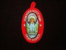 BOY SCOUT   RUM RIVER SCOUT CAMP STARS PP  VIKING CNCL   MN