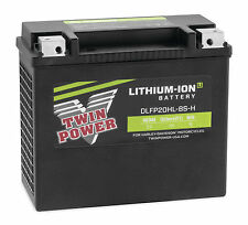 Twin Power DLFP20HL-BS-H Lithium-Ion Batteries YTX20L-BS 78-1007