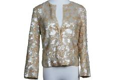J Crew Collection Sequin Jacket Blazer Size 0 Style 43370 $875 New
