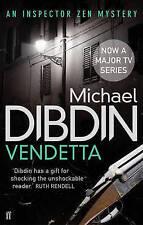 Vendetta (Aurelio Zen 02),Dibdin, Michael,New Book mon0000022673