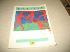 Art Library: Matisse by Jean Selz and Crown Art Library Staff (1995, Other) Acce