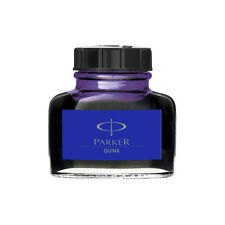 Parker Quink Bottled Ink 57ml - Blue Black S0881370