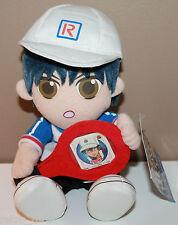 "9"" Ryoma Echizen Plush Doll Prince of Tennis Anime Japan TK Works Seigaku Club"
