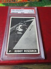 1966 Lost In Space #25 Robot Research PSA 6