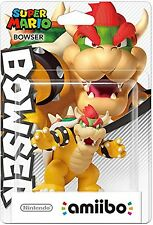 Bowser amiibo - Super Mario Collection (Nintendo Wii U/3DS) Bowser