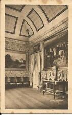 Tarjeta Postal BELLEZAS Y ENCANTOS DE ARANJUEZ. Palacio Real. Antecámara del rey