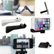 Black iPhone 7 Plus 6s Plus 6 Tripod Mount Holder & Stand Vertical Sidekic Glif