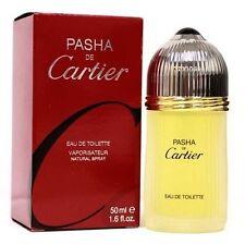 Pasha De Cartier by Cartier For Men 1.6 oz Eau de Toilette Spray In Box Sealed