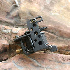 liner tattoo machine tattoo gun 8 wrap coils handmade cast iron frame