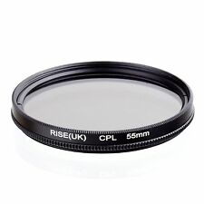 55mm CPL Polarizing Filter for SONY A200 A300 A350 A700