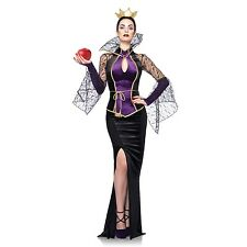 Disney Villains by Leg Avenue Evil Queen Snow and the Seven Dwarfs Adult Costume