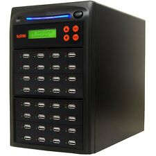 1-31 Multi USB Drive Duplicator Copier Flash Memory Card Copy Station Cloning
