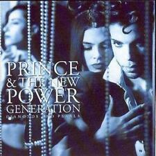 Prince & the New Power Generation : Diamonds And Pearls CD (1991)